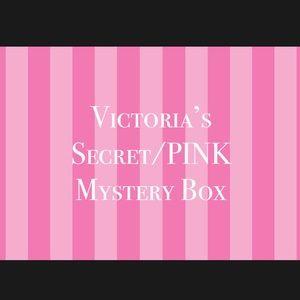 Victoria's Secret/PINK Mystery Box: 7-8 pi…